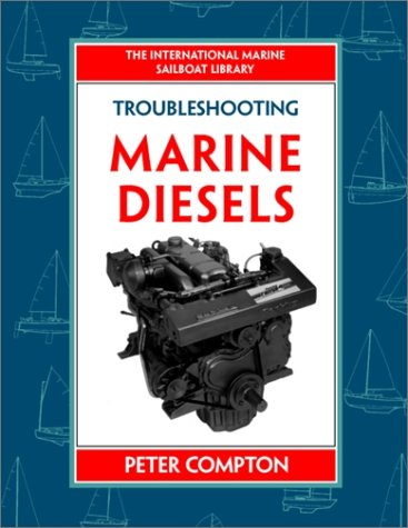 Troubleshooting Marine Diesels  4th 1998 edition cover