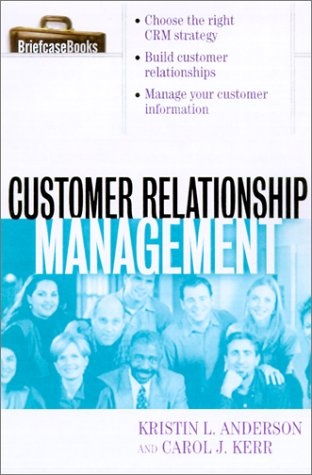 Customer Relationship Management   2002 9780071379540 Front Cover