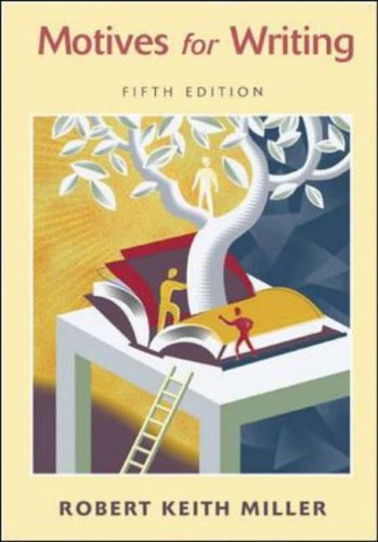 Motives for Writing with Student Access to Catalyst  5th 2006 (Revised) edition cover