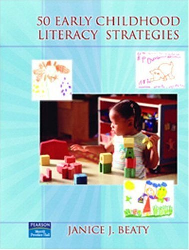 50 Early Childhood Literacy Strategies   2005 edition cover