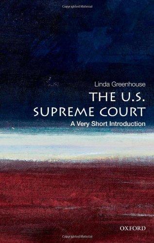 U. S. Supreme Court   2012 edition cover