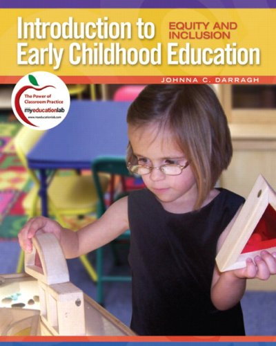 Introduction to Early Childhood Education Equity and Inclusion  2010 edition cover