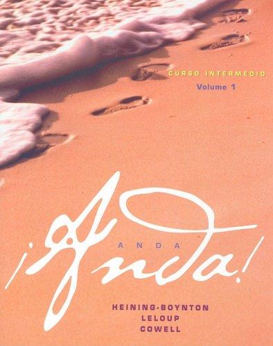 �Anda! Curso Intermedio   2010 edition cover