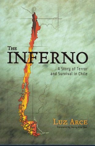 Inferno A Story of Terror and Survival in Chile  2004 edition cover