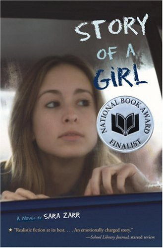 Story of a Girl   2008 edition cover