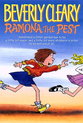 Ramona the Pest   1968 edition cover