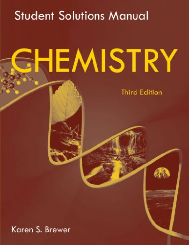 Chemistry  3rd edition cover