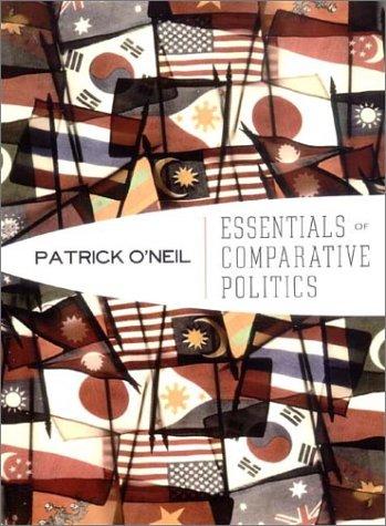 Essentials of Comparative Politics   2003 edition cover