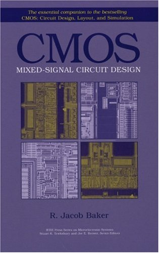 CMOS Mixed-Signal Circuit Design  2002 9780471227540 Front Cover