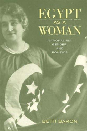 Egypt as a Woman Nationalism, Gender, and Politics N/A edition cover