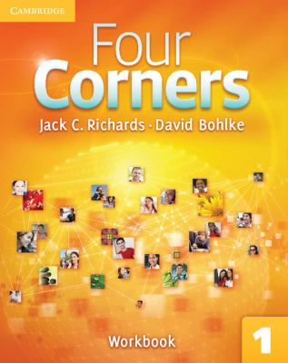 Four Corners Level 1 Workbook   2011 edition cover