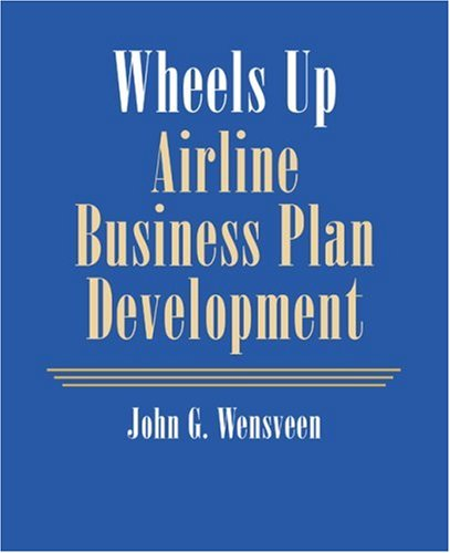 Wheels Up Airline Business Plan Development  2005 edition cover