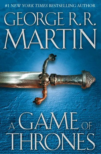 Game of Thrones  N/A 9780553103540 Front Cover