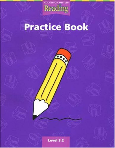 Reading Practice Book Level 3. 2  2000 9780618064540 Front Cover