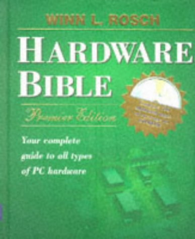 Hardware Bible  1st 1997 9780672309540 Front Cover