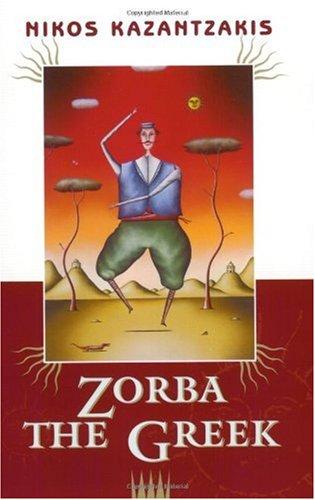 Zorba the Greek   1981 edition cover