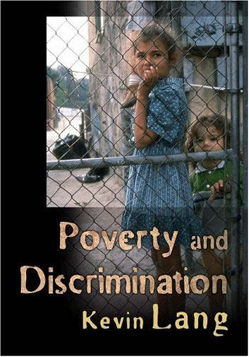 Poverty and Discrimination   2007 edition cover