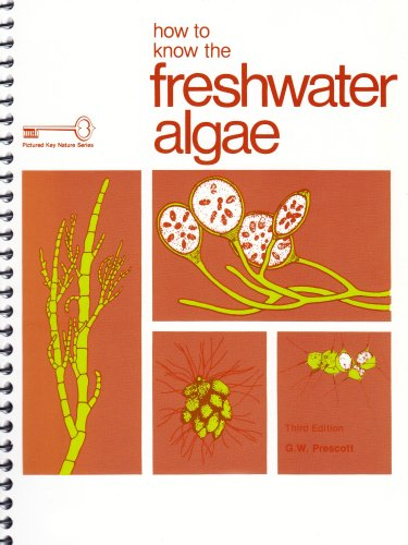 How to Know the Freshwater Algae  3rd 1978 (Revised) 9780697047540 Front Cover