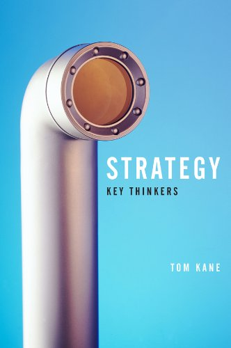 Strategy Key Thinkers  2013 edition cover