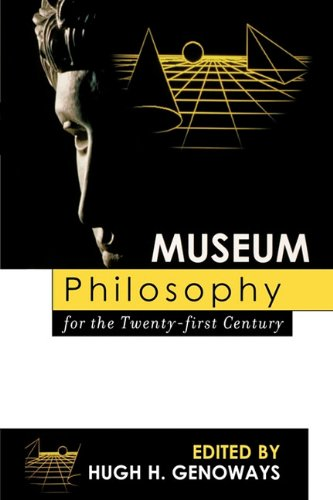 Museum Philosophy for the Twenty-First Century   2006 edition cover