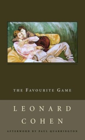 Favourite Game  1988 edition cover