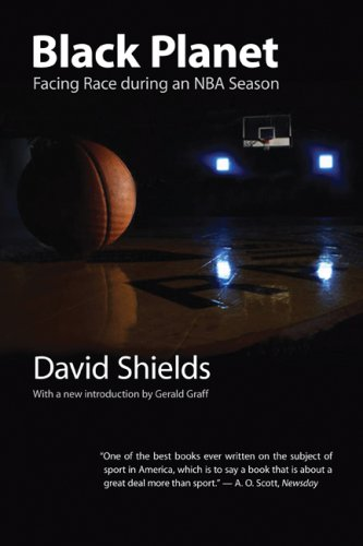 Black Planet Facing Race During an NBA Season  2006 edition cover