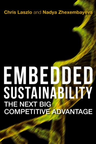 Embedded Sustainability The Next Big Competitive Advantage  2011 edition cover