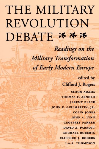 Military Revolution Debate Readings on the Military Transformation of Early Modern Europe  1995 (Revised) edition cover