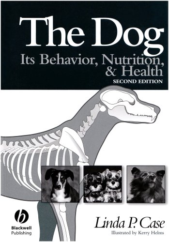 Dog Its Behavior, Nutrition, and Health 2nd 2005 (Revised) 9780813812540 Front Cover
