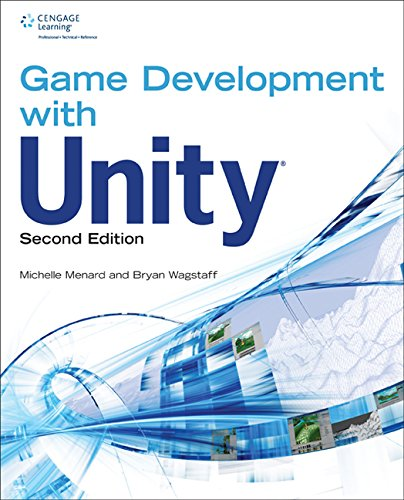 Game Development with Unity  2nd 2015 edition cover