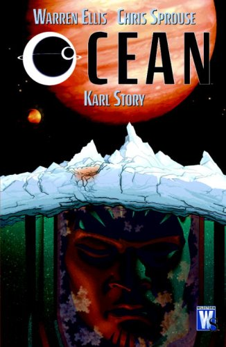 Ocean   2009 9781401223540 Front Cover