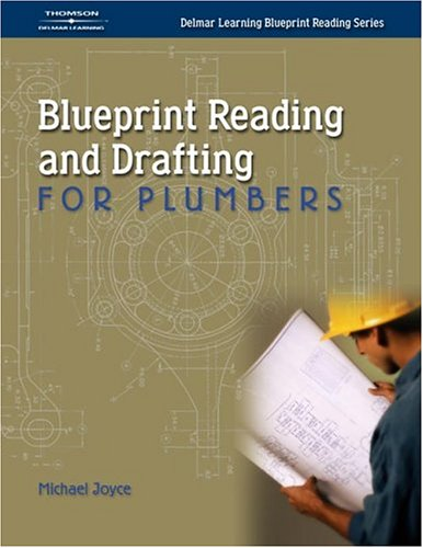 Blueprint Reading and Drafting for Plumbers   2004 9781401843540 Front Cover