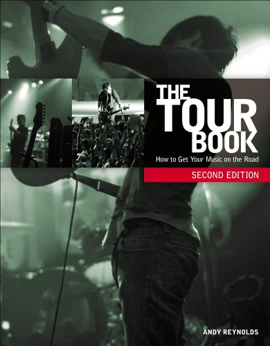 Tour Book How to Get Your Music on the Road 2nd 2013 edition cover