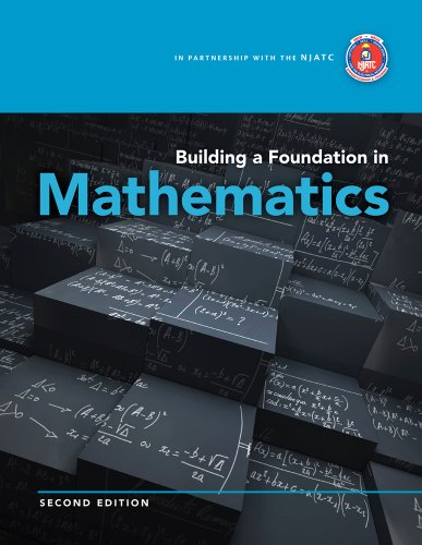 Building a Foundation in Mathematics  2nd 2011 edition cover