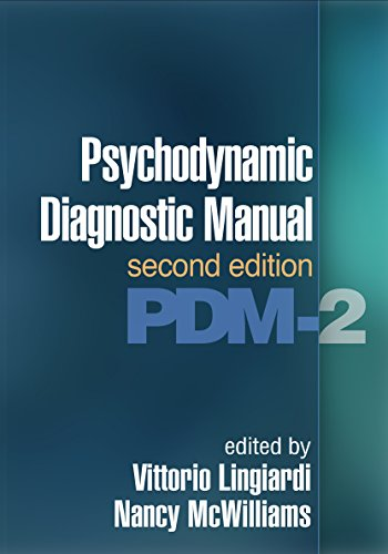 Psychodynamic Diagnostic Manual  2nd 2017 9781462530540 Front Cover