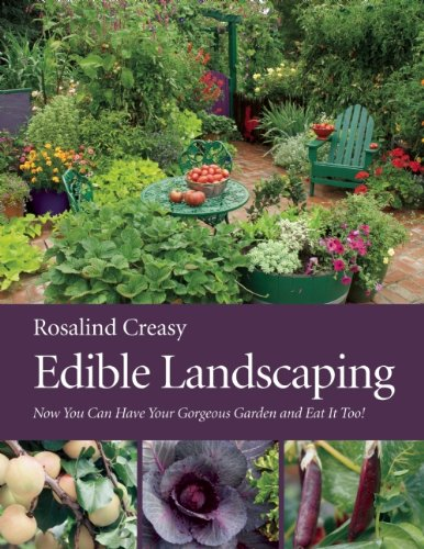 Edible Landscaping  2nd 2010 (Revised) edition cover