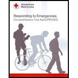 Responding to Emergency American Red Cross N/A 9781584805540 Front Cover