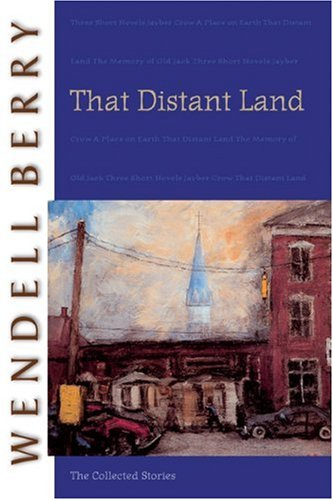 That Distant Land The Collected Stories  2005 edition cover