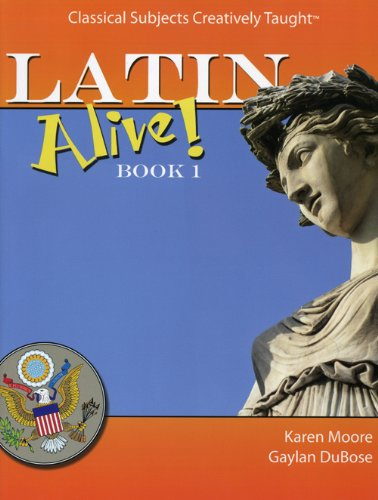 Latin Alive! N/A edition cover