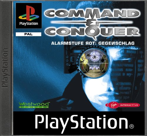 Command & Conquer: Alarmstufe Rot - Gegenschlag (Software Pyramide) PlayStation artwork