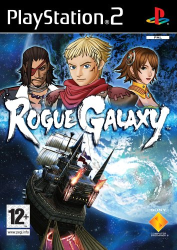 Rogue Galaxy (PS2) PlayStation2 artwork