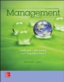 Management Leading and Collaborating in a Competitive World 11th 2015 9780077862541 Front Cover