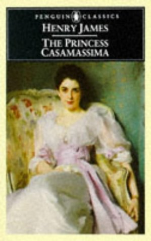 Princess Casamassima   1987 (Revised) edition cover