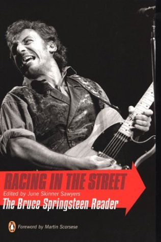 Racing in the Street The Bruce Springsteen Reader  2004 edition cover