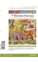 Western Heritage, the, Volume 1, Books a la Carte Plus NEW MyHistoryLab with EText -- Access Card Package  11th 2013 9780205786541 Front Cover