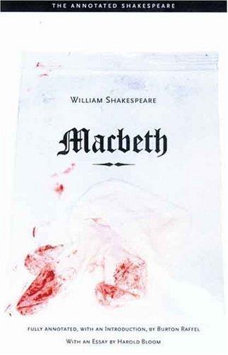 Macbeth   2005 edition cover