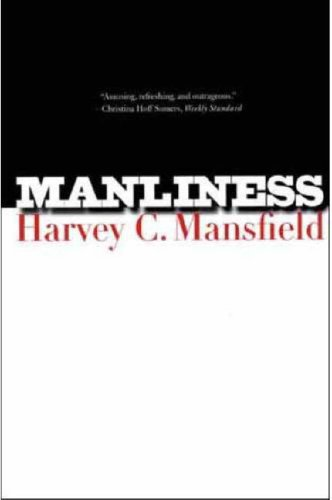Manliness   2007 edition cover