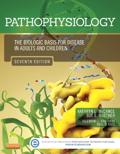 Pathophysiology: The Biologic Basis for Disease in Adults and Children 7th 2014 9780323088541 Front Cover