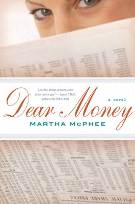 Dear Money   2009 9780547422541 Front Cover