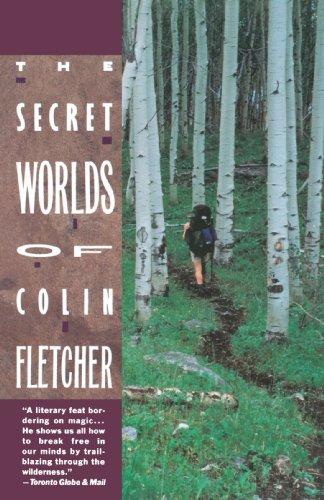 Secret Worlds of Colin Fletcher  N/A 9780679725541 Front Cover